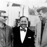JFK John F. Kennedy Gore Vidal Tennessee Williams Palm Beach