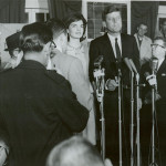 Dan Fleming JFK and Jackie in West Virginia